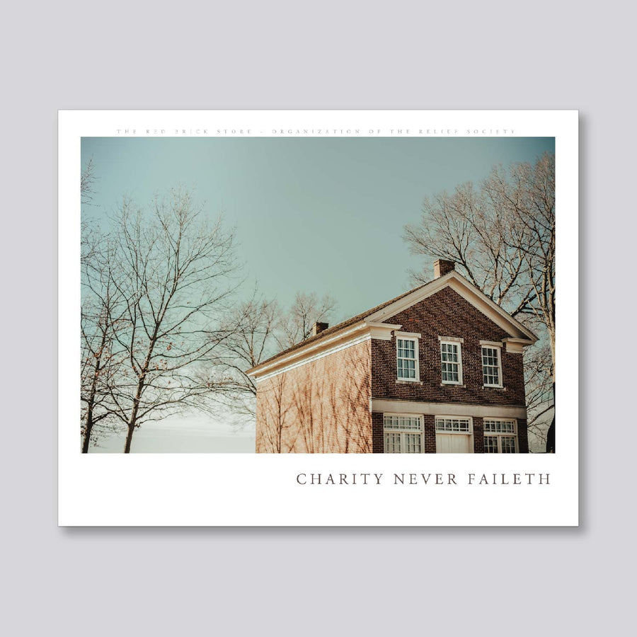Xan Craven - Charity Never Faileth