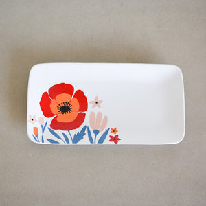Tray - Floral