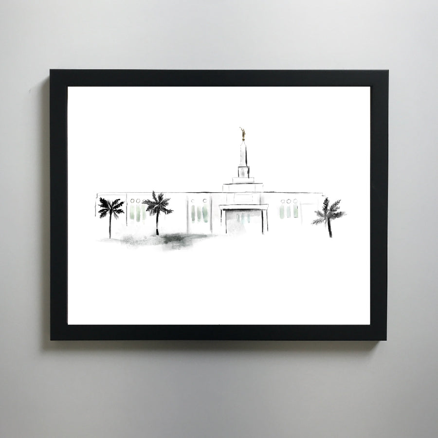 Mackenzie Bontempo - Temple Art - Fiji