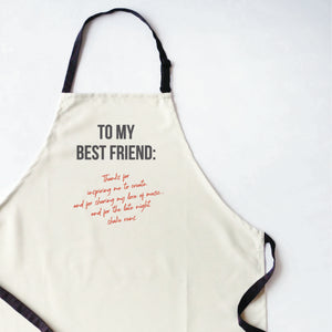 Canvas Apron - Fathers