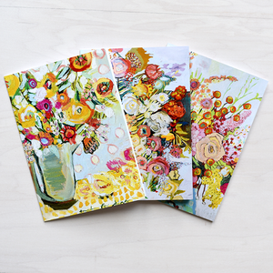 Greeting Cards - Emily Fox King - Set of Four