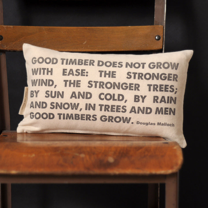 Pillow - Stephanie Nielson - Good Timber Bolster