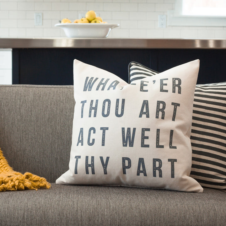 Pillow - Whate'er Thou Art