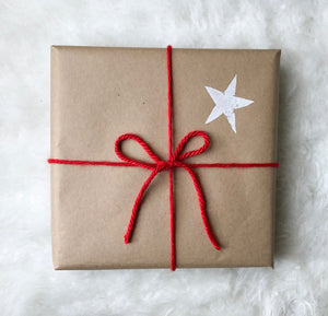 **gift wrapping**
