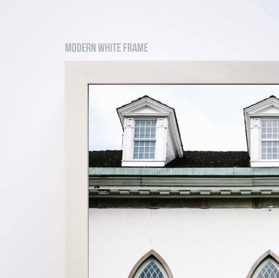Xan Craven - Kirtland Temple Window