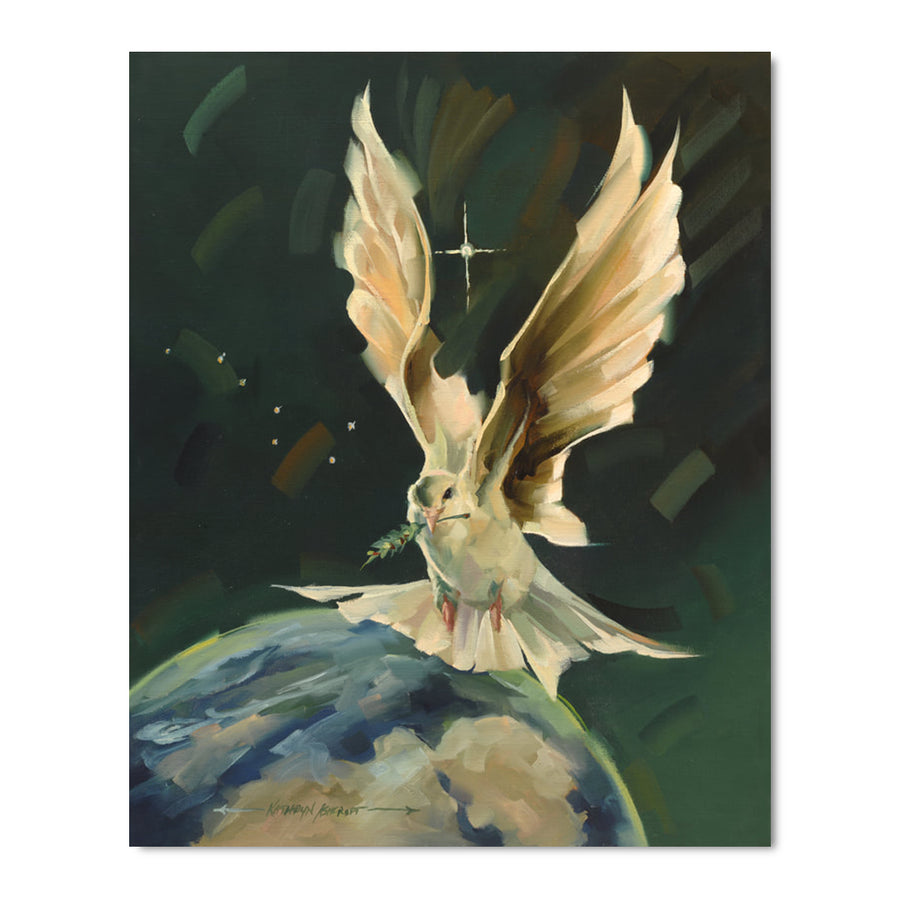 "Kathryn Ashcroft - Art - ""On Earth, Peace"""