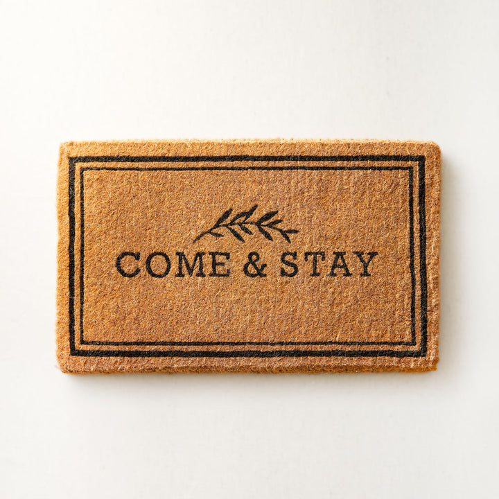 Doormat - Come & Stay