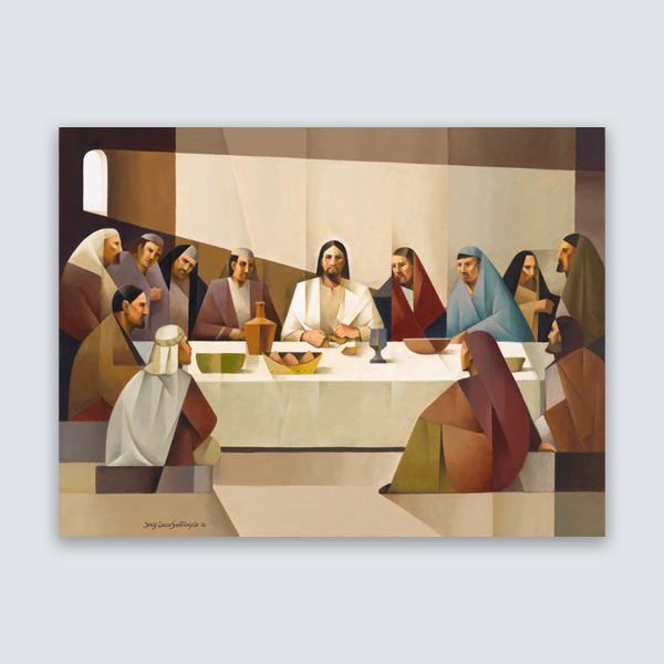 Jorge Cocco - The Last Supper