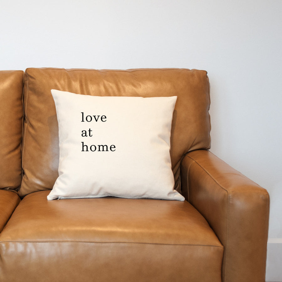 Pillow - Love At Home - Amanda Jane Jones