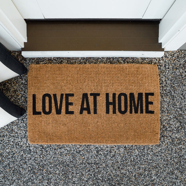 Doormat - Love At Home
