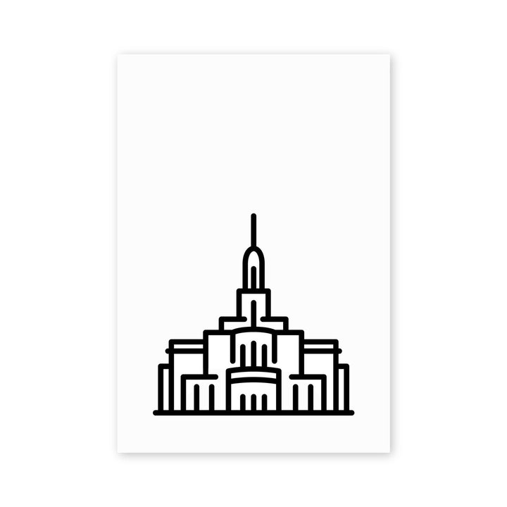 MBF - Payson LDS Temple Icon