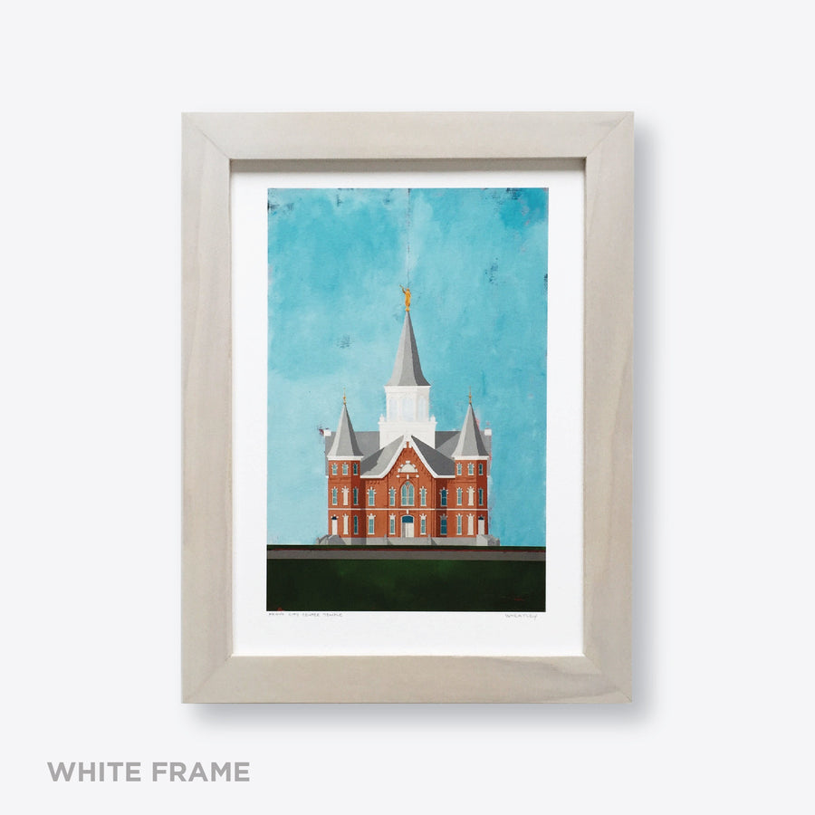 Justin Wheatley - New Provo Temple