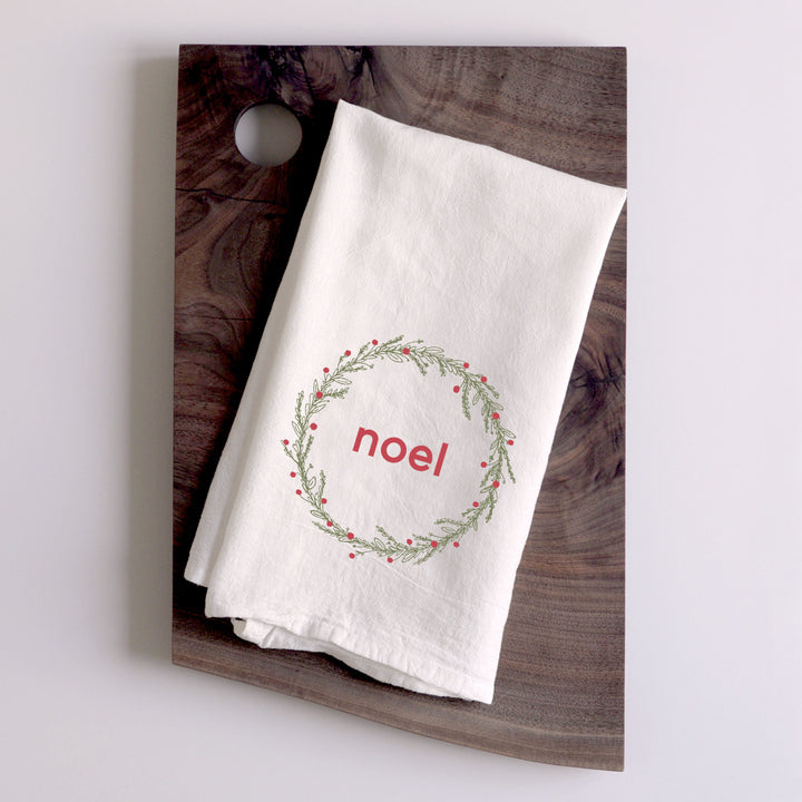 Tea Towel - Noel