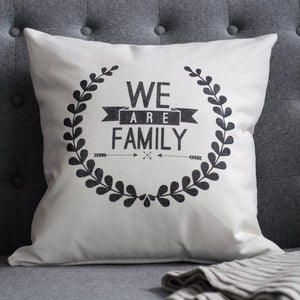 Pillow - Rhonna Designs - We Are Family