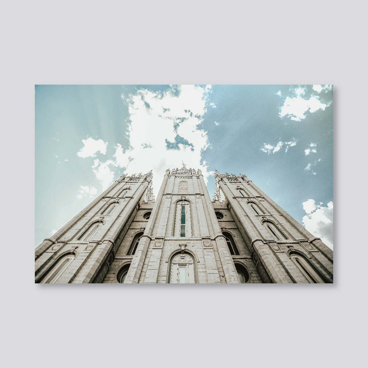 Xan Craven - Salt Lake Temple - #1