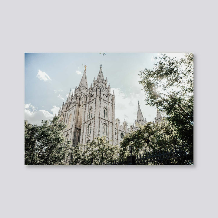Xan Craven - Salt Lake Temple - #2