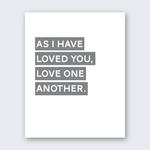 Quote - Love One Another