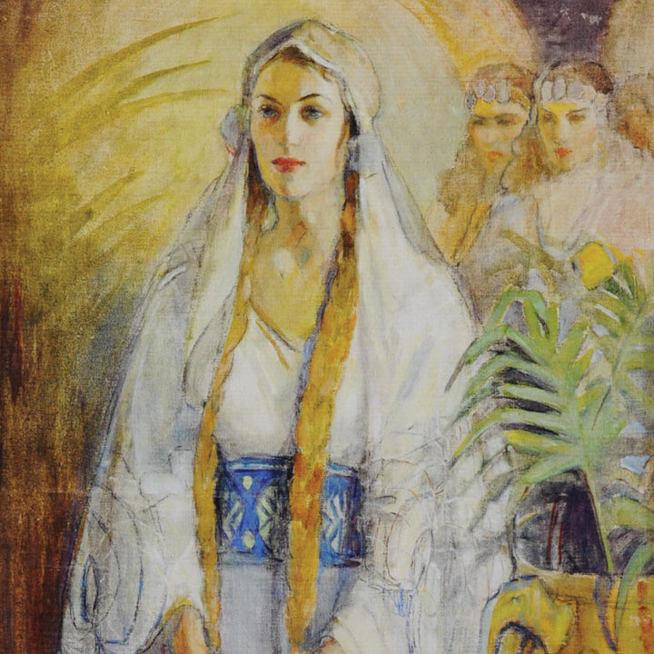 Minerva Teichert - Queen Esther