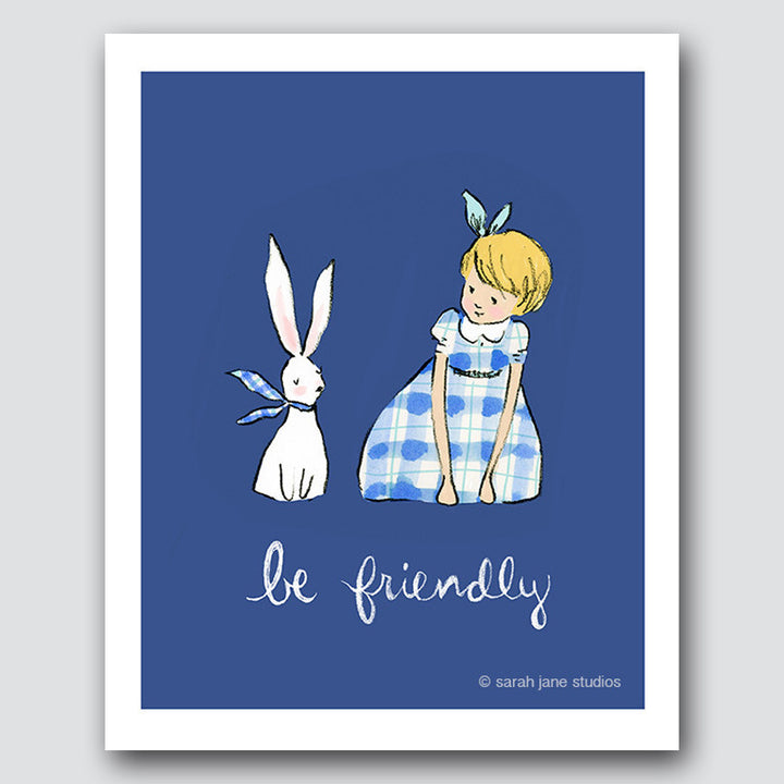 Sarah Jane Studios - Be Friendly
