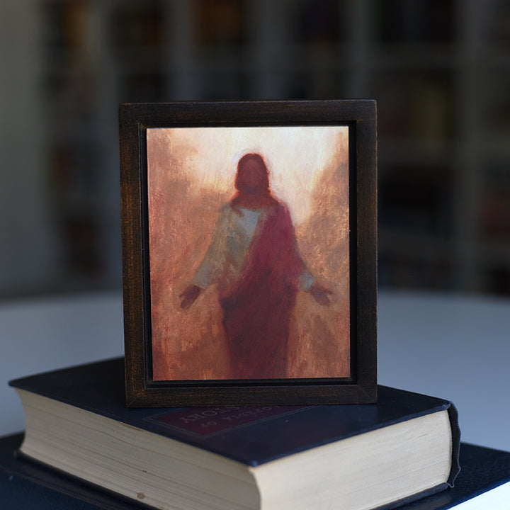 Miniatures - J. Kirk Richards - Resurrected Christ