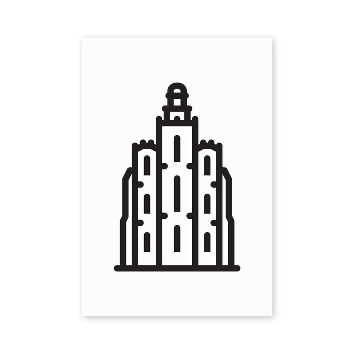 MBF - Logan LDS Temple Icon