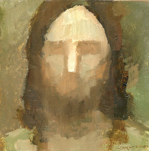 J. Kirk Richards - Christ Portrait VII