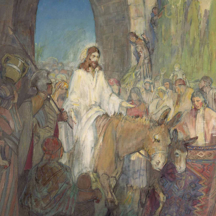 Minerva Teichert - Triumphant Return