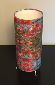 Lamp - Table Lamp in 'Red Blossom'