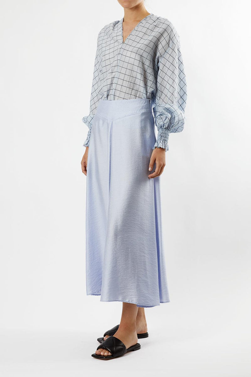Chic Twill Skirt