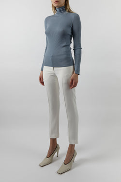 Ginevra Virgin Wool Turtleneck