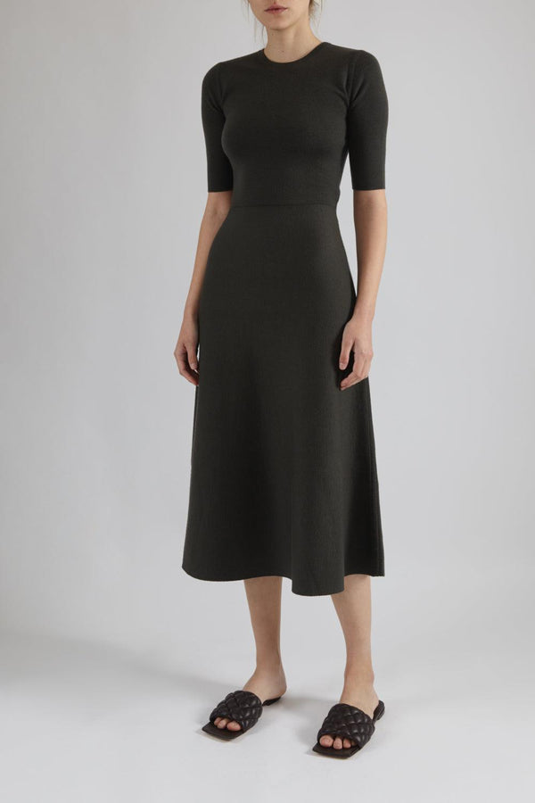 Geneva Double Knit Dress