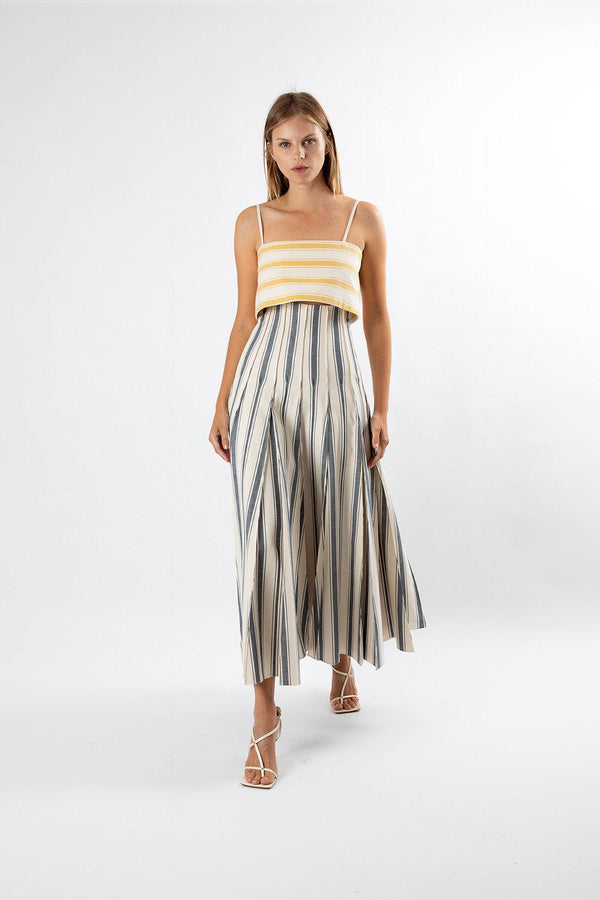 Million Pleats Skirt