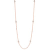 14K D.B.T.Y  2 ctw Necklace