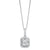 14K Diamond Pendant 1/3ctw