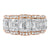 14K diamond Ring 1 5/8 ctw