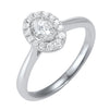 14K Diamond Ring 1/3 ctw