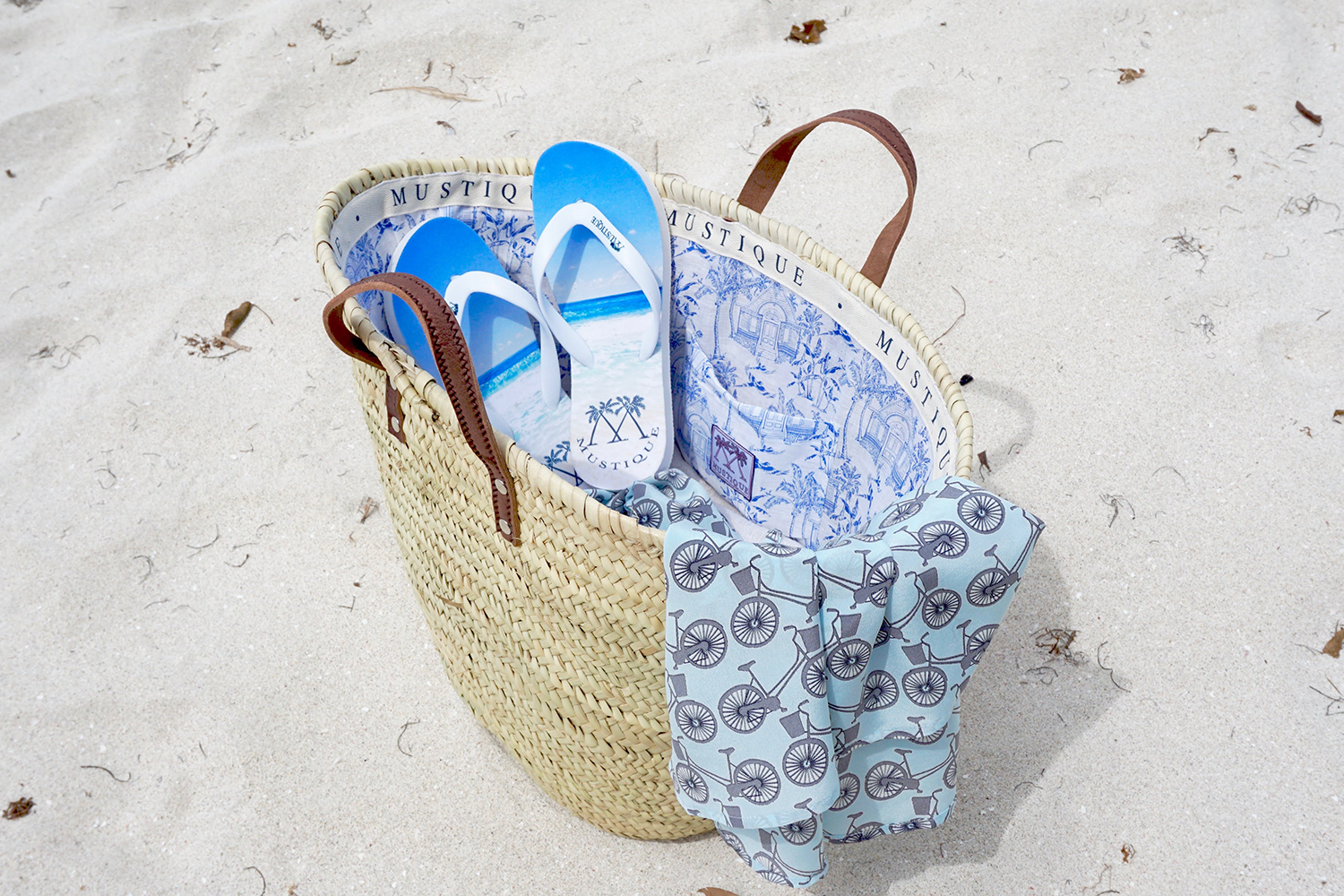 Mens, womens & childrens beach shoes & flip flops brought to you from Mustique