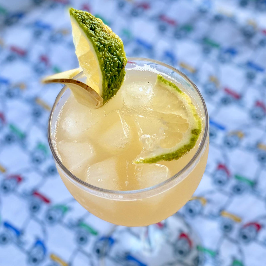 Mustique Mule cocktail