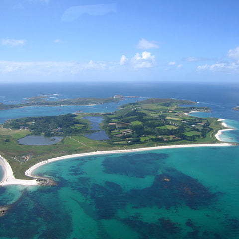 Tresco Scilly Isles Cornwall
