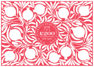 Send a Pink House Mustique gift card to the value of £200