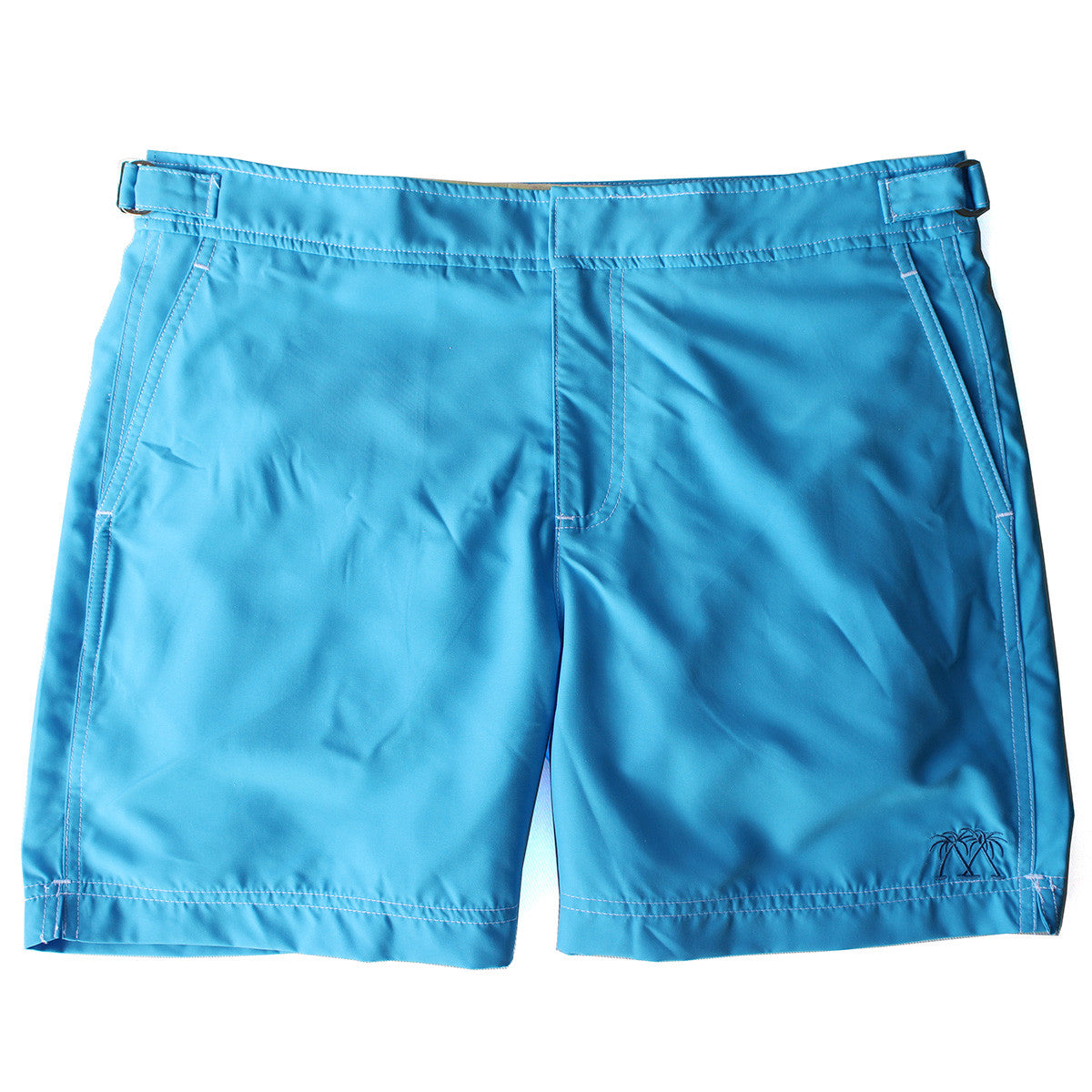 Mens Beach Shorts (Turquoise)
