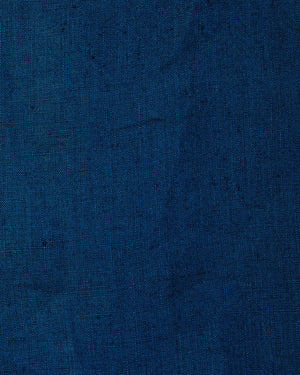 Mens Linen Shirt (Ensign Blue) Swatch