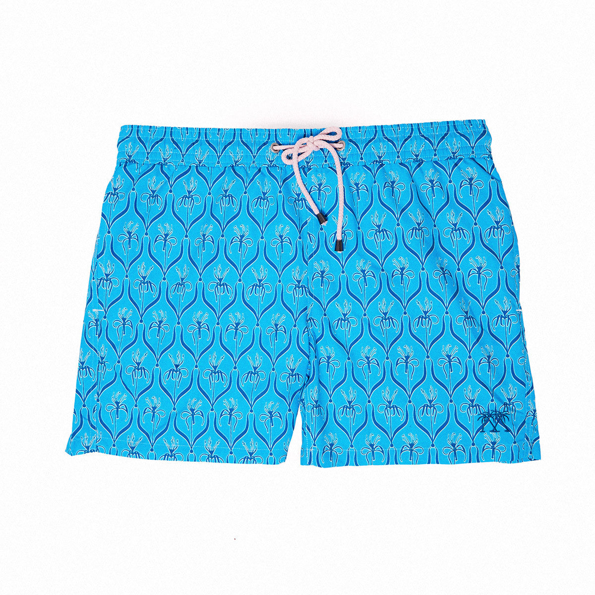 Mens Trunks (Spiderlily Blue)