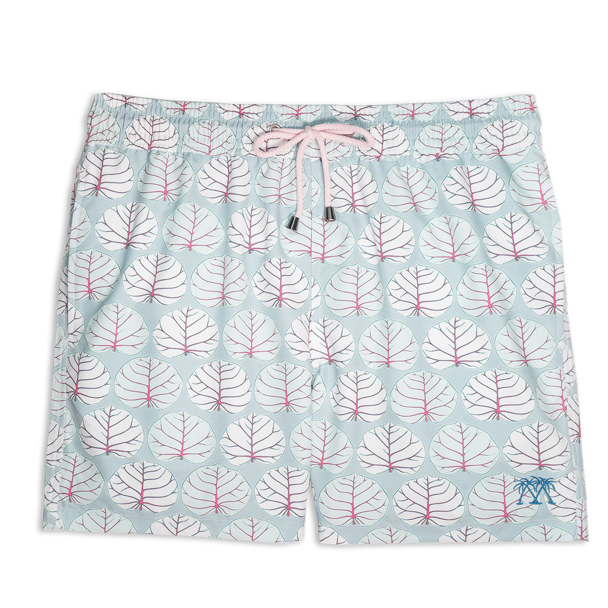 Mens Trunks (Seagrape, Blue/Pink)