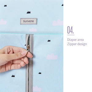 Diaper Changing Station - Bizee Mom