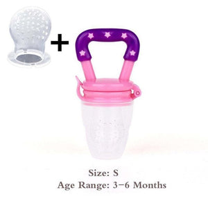 Fresh Fruit Feeder - Bizee Mom