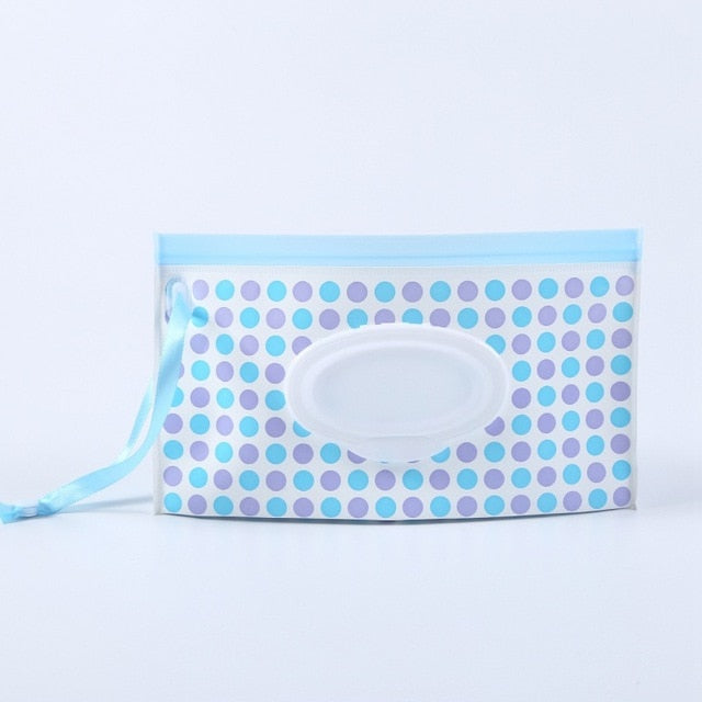 Wet Wipe Pouch Dispenser - Bizee Mom