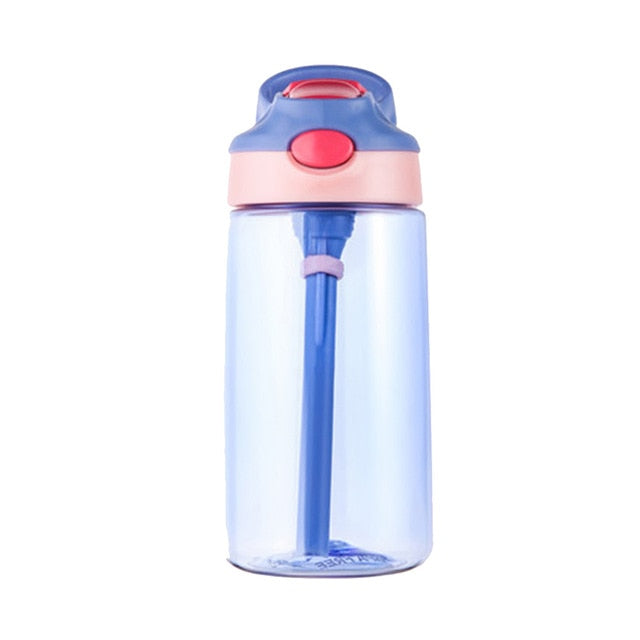 Kids Flip-top Water Bottle