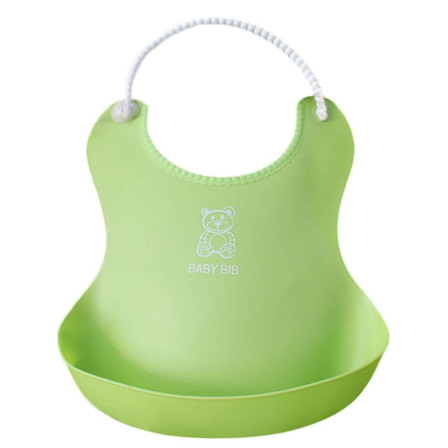 Waterproof Baby Bib - Bizee Mom