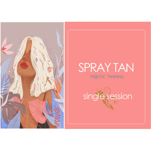 Spray Tan (single session) VIP - Karmas Boutique YEG